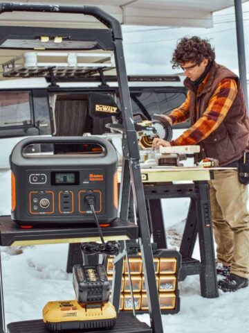 jackery power station review